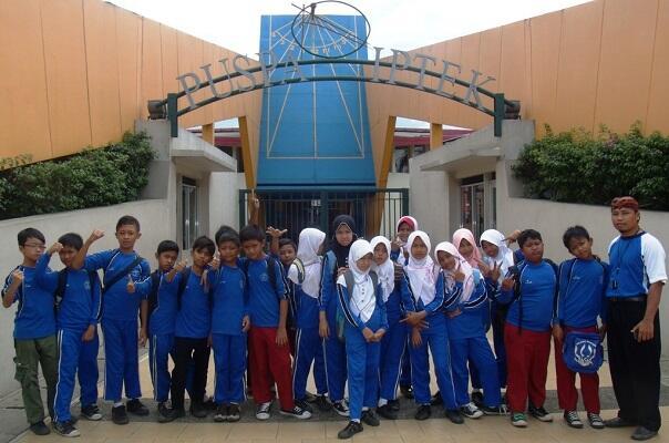 Puspa Iptek Sundial, Belajar dan Bermain untuk Anak di Bandung