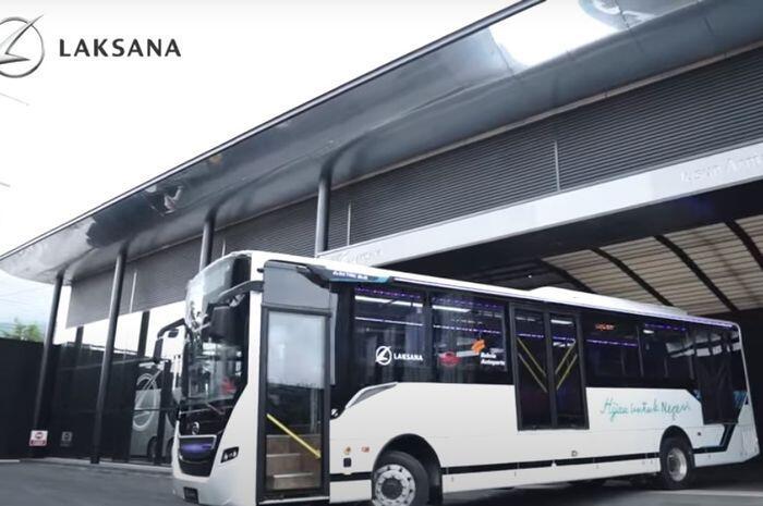 Laksana Cityline 3, Bus Kota Rasa Eropa Buatan Anak Bangsa
