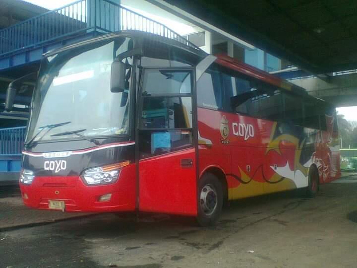 Sejarah PO Coyo - Sempat Berjaya Selama 3 Dekade di Jalur Semarang - Tegal - Cirebon
