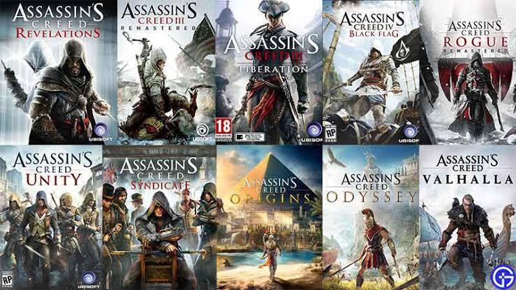 Ngobrol Tentang Assassin's Creed, Yuk!!