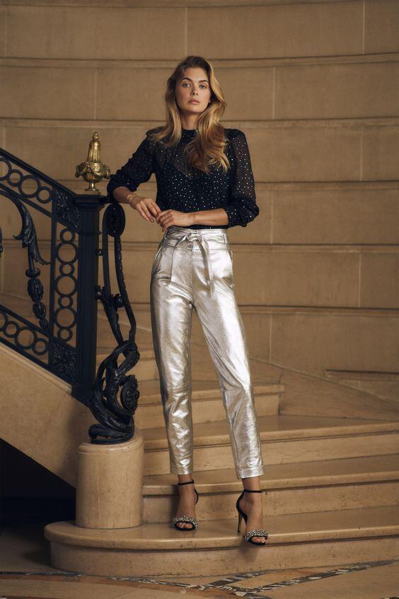 Model Celana High Waist yang Tubuh Pendek Harus Hindari, TERLIHAT GEMUK & PENDEK.
