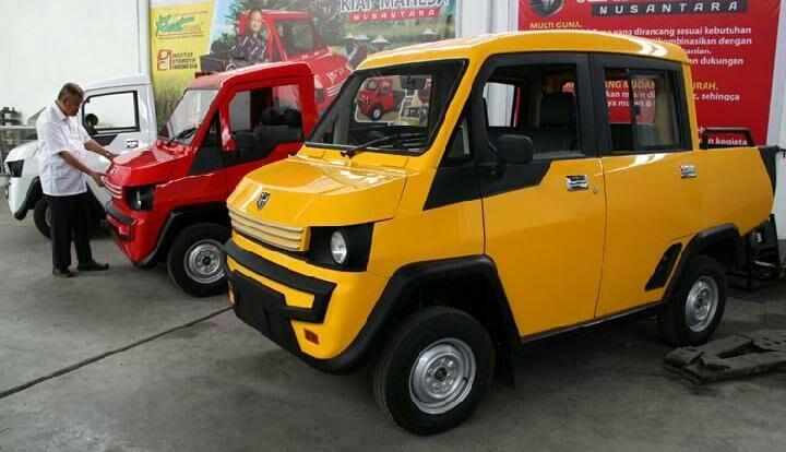 Beberapa Mobil Nasional Yang Produksinya Bernasib Sial