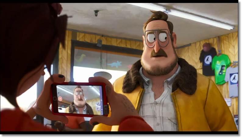 Family Time < Gadget Time, Pesan Satir dari Film The Mitchells vs The Machines (2021)