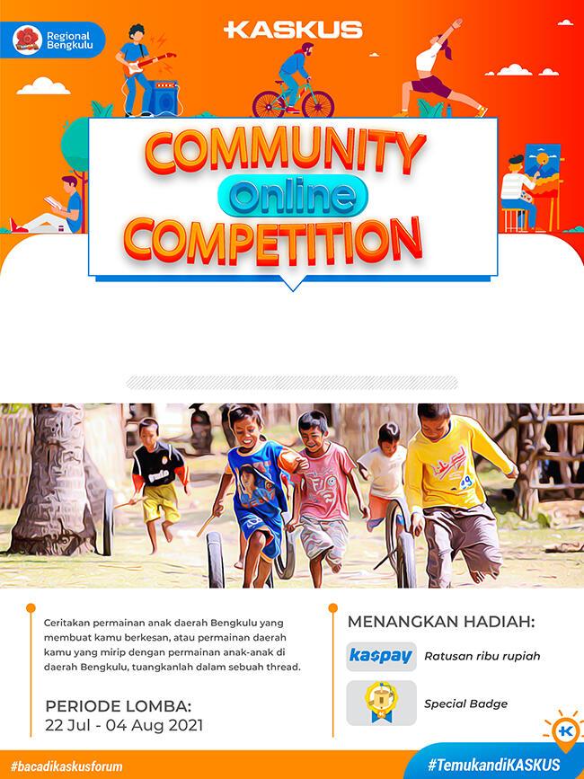 [COC]Permainan tradisional anak-anak di daerah kamu yang berkesan