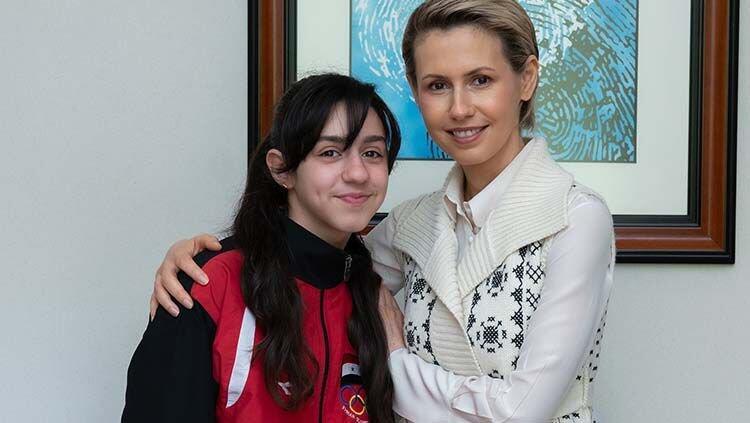 Berusia 12 Tahun, Hend Zaza Jadi Atlet Termuda di Olimpiade Tokyo