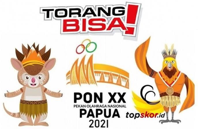 Makna Filosofi Dari Lambang PON XX Papua