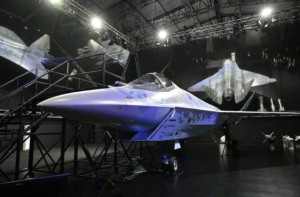 Rusia Kenalkan Jet Tempur Stealth Terbaru, Inilah Lawan Tanding F-35 di Masa Depan
