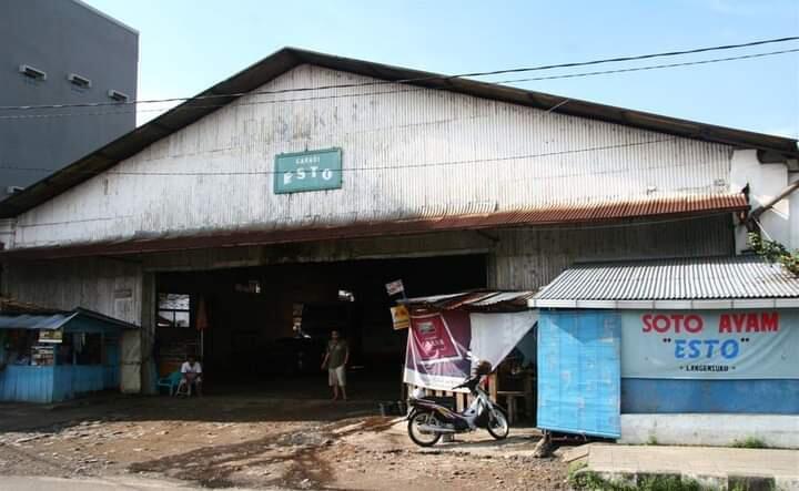 Sejarah PO ESTO - Si Kodok Ijo yang Jadi Pelopor Transportasi Bus di Jawa Tengah