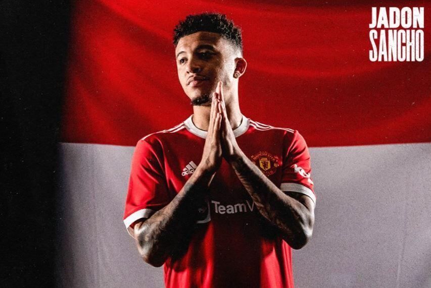 Rekrut Jadon Sancho, Manchester United Kembali Bakar Uang!