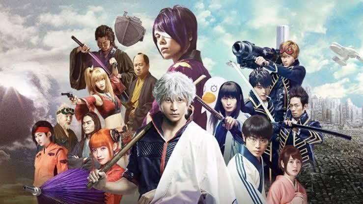Live action anime terbaik menurut coconut universe