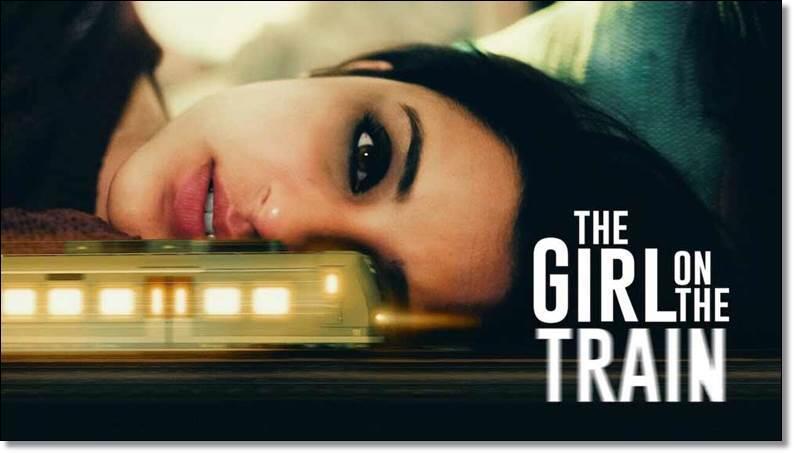 Sajian Plot Twist Beruntun dalam Film The Girl On The Train (2021)