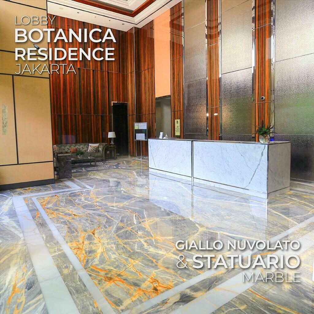 Marmer Italy Untuk Interior Mewah dan Ramah Lingkungan