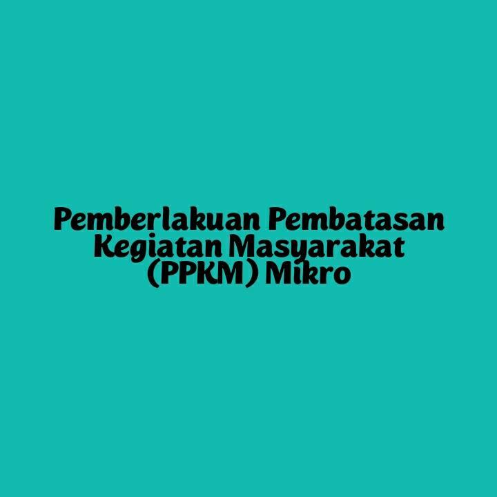 Bukan Cuma di Sinetron, Pembatasan Mobilitas Masyarakat pun di Indonesia Berepisode