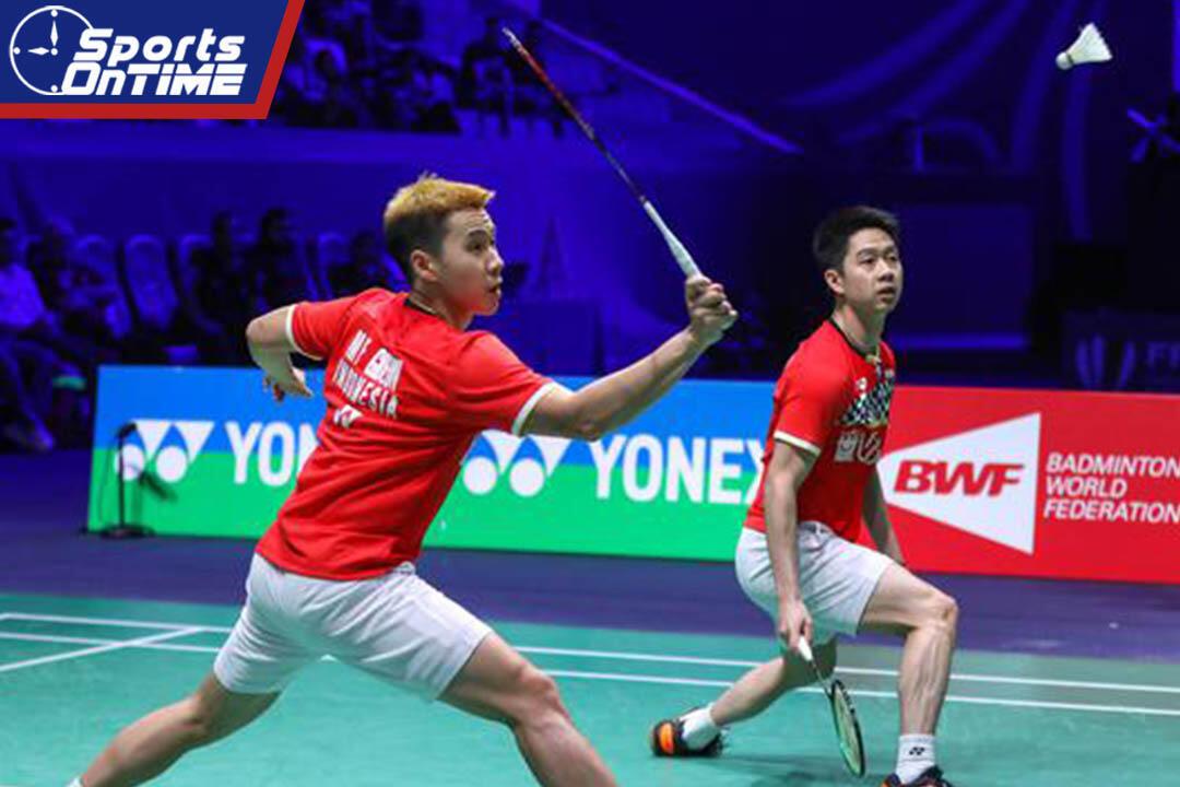 Jadwal Lengkap Pertandingan Bulutangkis Indonesia di Olimpiade Tokyo 2020