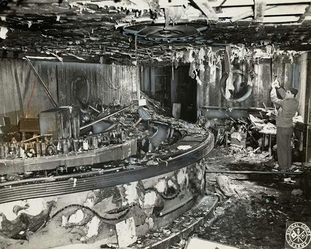 9 Kebakaran Tempat Hiburan Kelab Malam Terburuk Yang Banyak Memakan Korban Jiwa