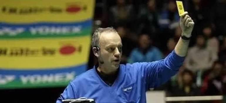 Jarang Orang Tahu, Kartu Merah Pada Badminton Fungsinya Untuk Apa?