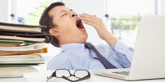 Tips Mengatasi Rasa Kantuk di Tengah Jam Kerja! Mana yang Paling Ampuh Menurut Agan?