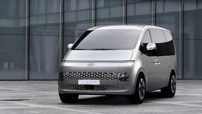 Hyundai Staria Segera Masuk Indonesia, Saingan Baru Alphard?