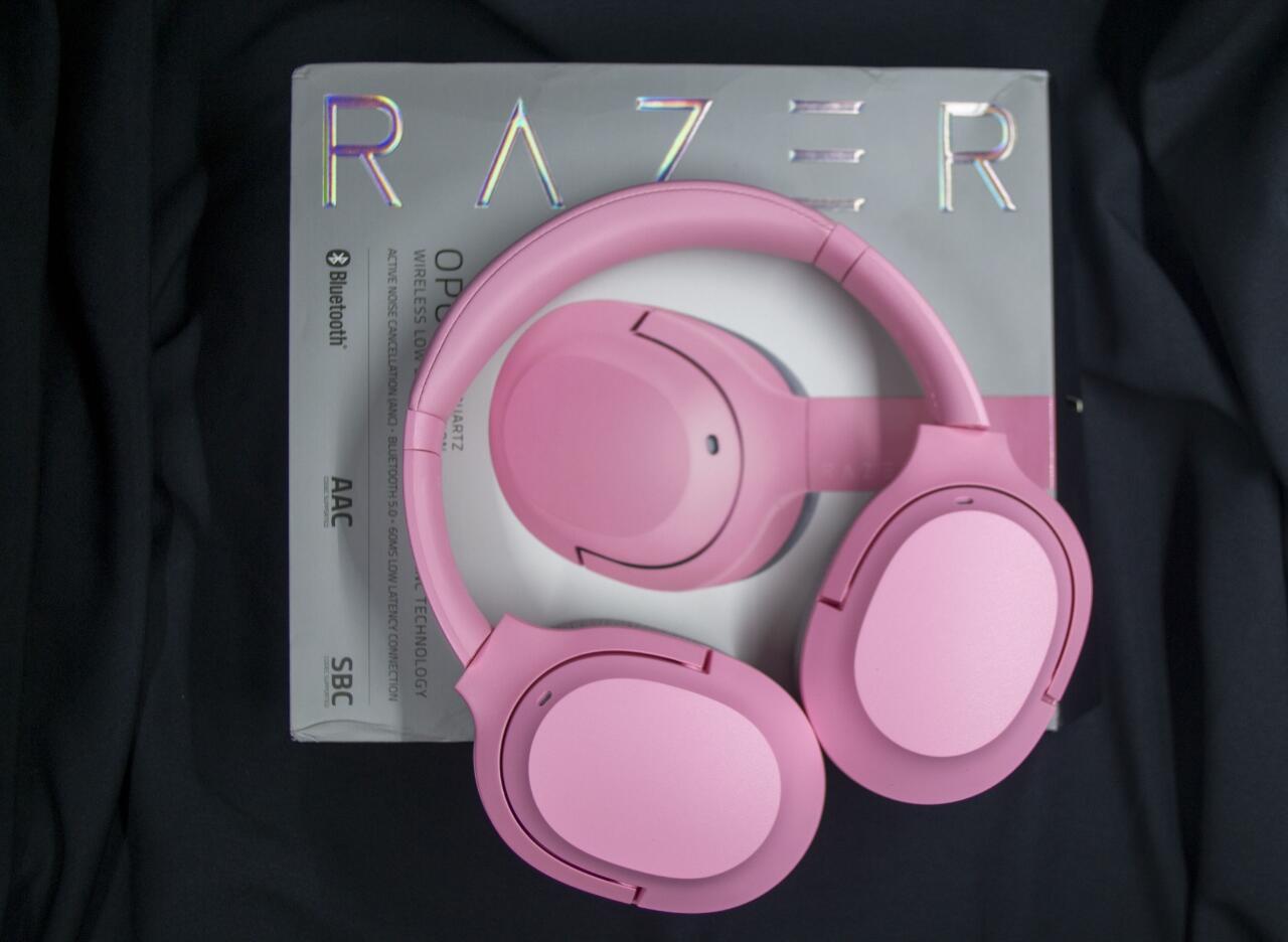 [REVIEW] Razer Opus X, Headset ANC yang Nyaman di Telinga & Bergaya Stylish