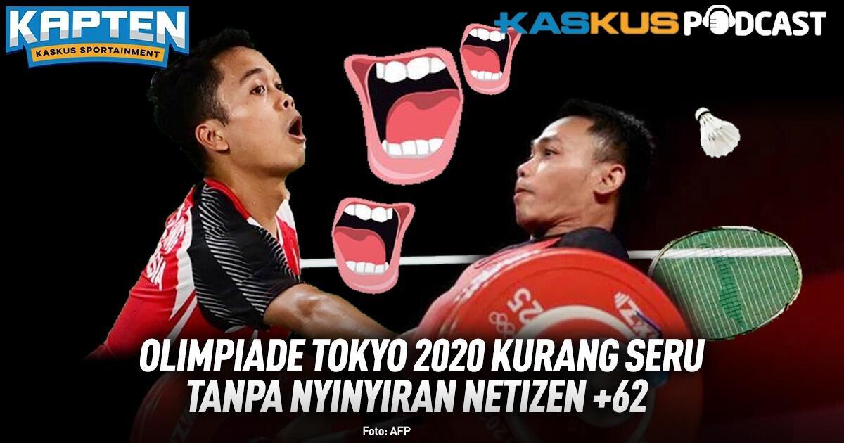 Netizen +62 Berulah, Atlet Indonesia Bukannya Didukung Malah Dinyinyirin, Parah!