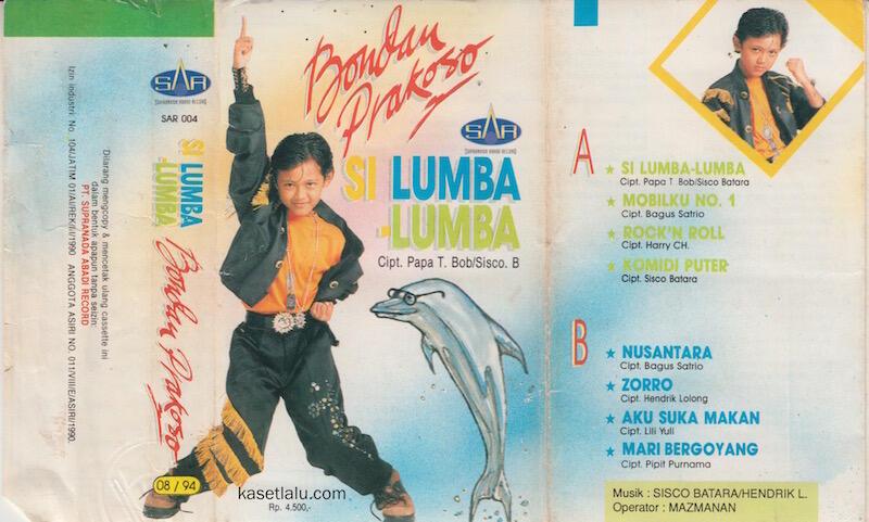 Si Lumba-Lumba, Lagu Bocah Keren pada Awal 90an