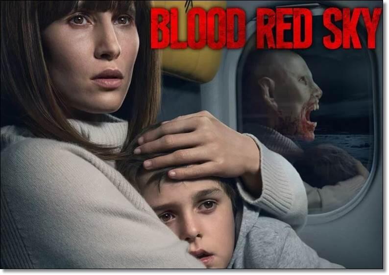 Blood Red Sky (2021), Kisah Pengorbanan Seorang Ibu Saat Pembajakan Pesawat Terjadi