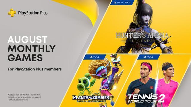 Game PlayStation Plus Gratis Bulan Agustus 2021