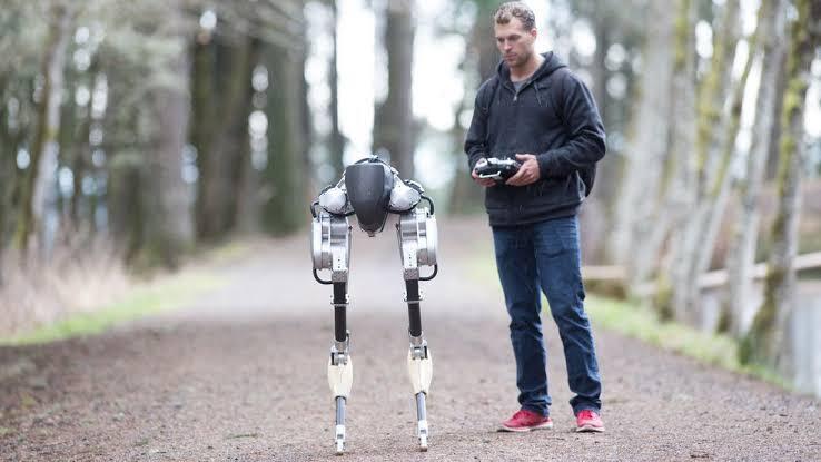 Ini Dia Nama Robot Bipedal Yang Berlari Sejauh 5 Kilometer Hanya Kurang dari Satu Jam