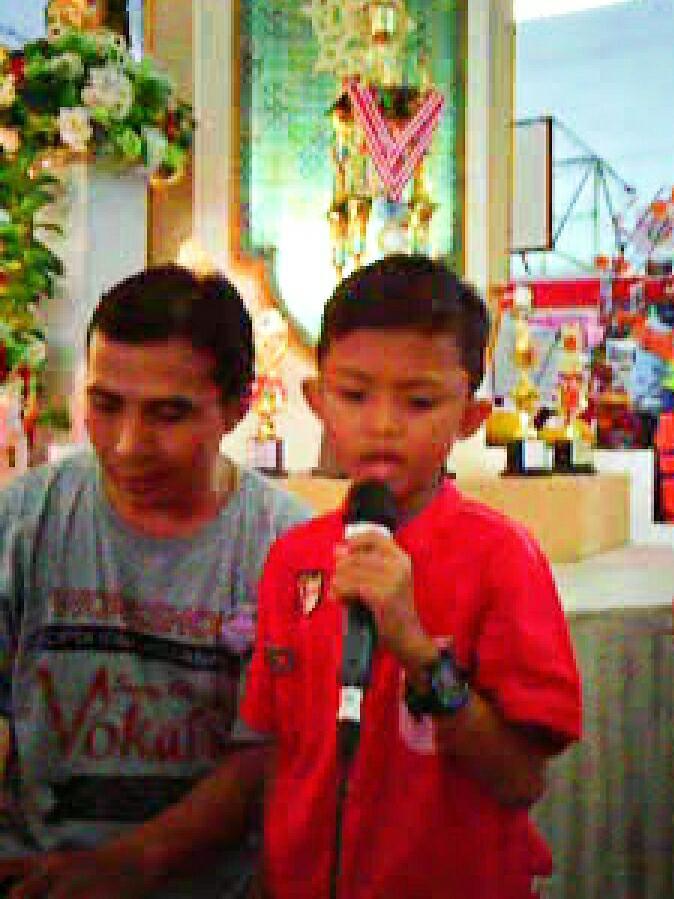 Miris Ketika Mendengar Anak Menyanyikan Lagu Dewasa, Kenapa Tidak Menyanyi lagu Anak?