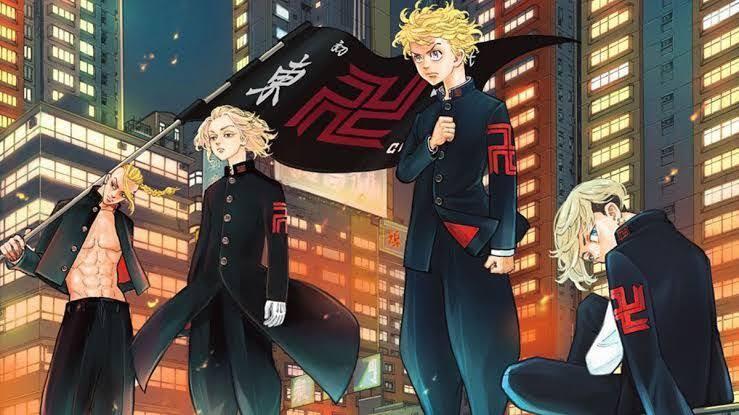 Top 5 Anime Tentang Perkelahian Anak Sekolah Dan Geng Sekolahan Terbaik