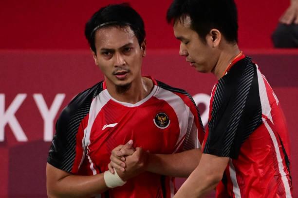 China Menuju Hattrick di Ganda Putra Olimpiade !!!