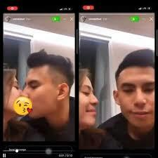Viral Video Ciuman Mirip Adhisty Zara dan Niko Al Hakim, Siapa Mereka? Cek Videonya!