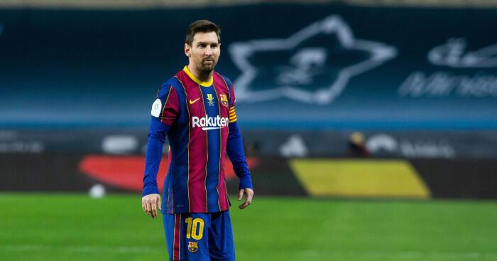 Seandainya Lionel Messi Tidak Perpanjang Kontrak, Apa Kabar dengan LaLiga ya?