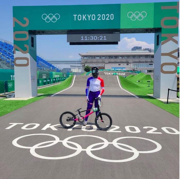 Sepeda Buatan Gresik Berlaga di Olimpiade Tokyo 2020