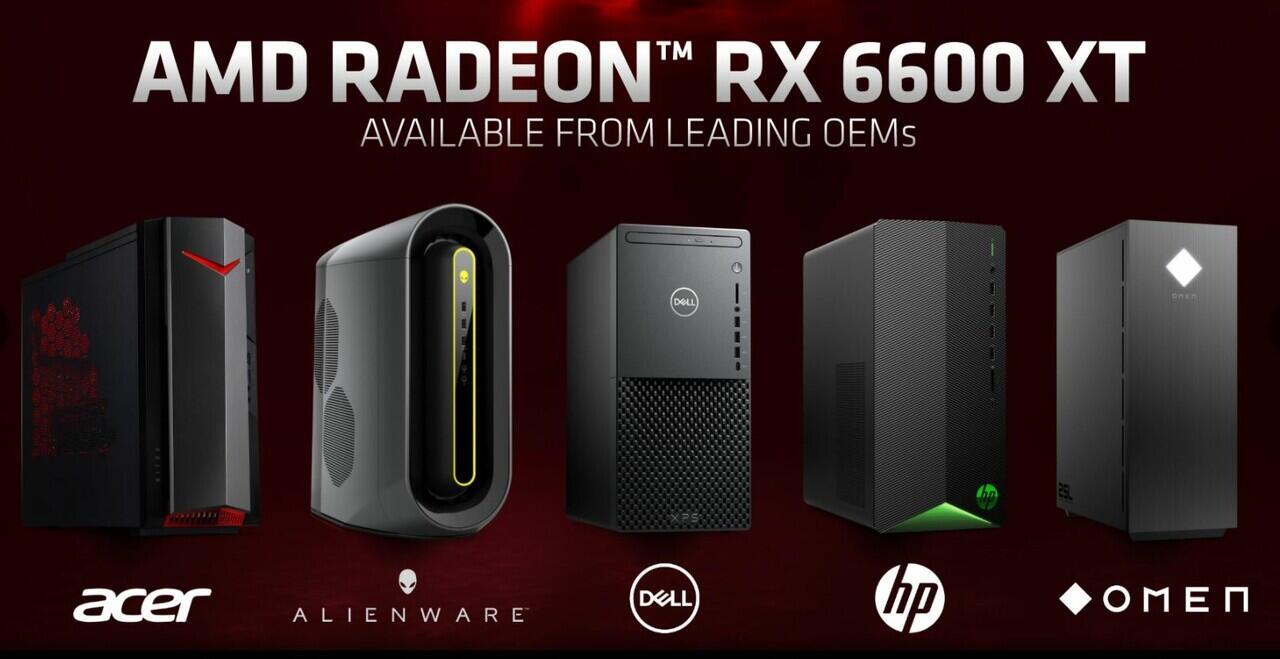 AMD Radeon RX 6600 XT GPU, Tersedia di Bulan Agustus Dengan Harga 5 Jutaan