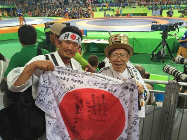 Suporter ini telah membeli 197 tiket, tapi tidak bisa menyaksikan Olimpiade.