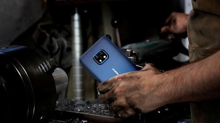 Nokia Menggebrak Dunia Dengan Nokia XR20, Dapat Sertifikasi Militer