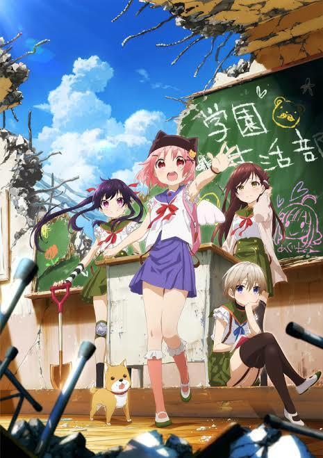 """Anda Bertanya """"Rekomendasi Anime Horor?"""", Internet Menjawabnya"""