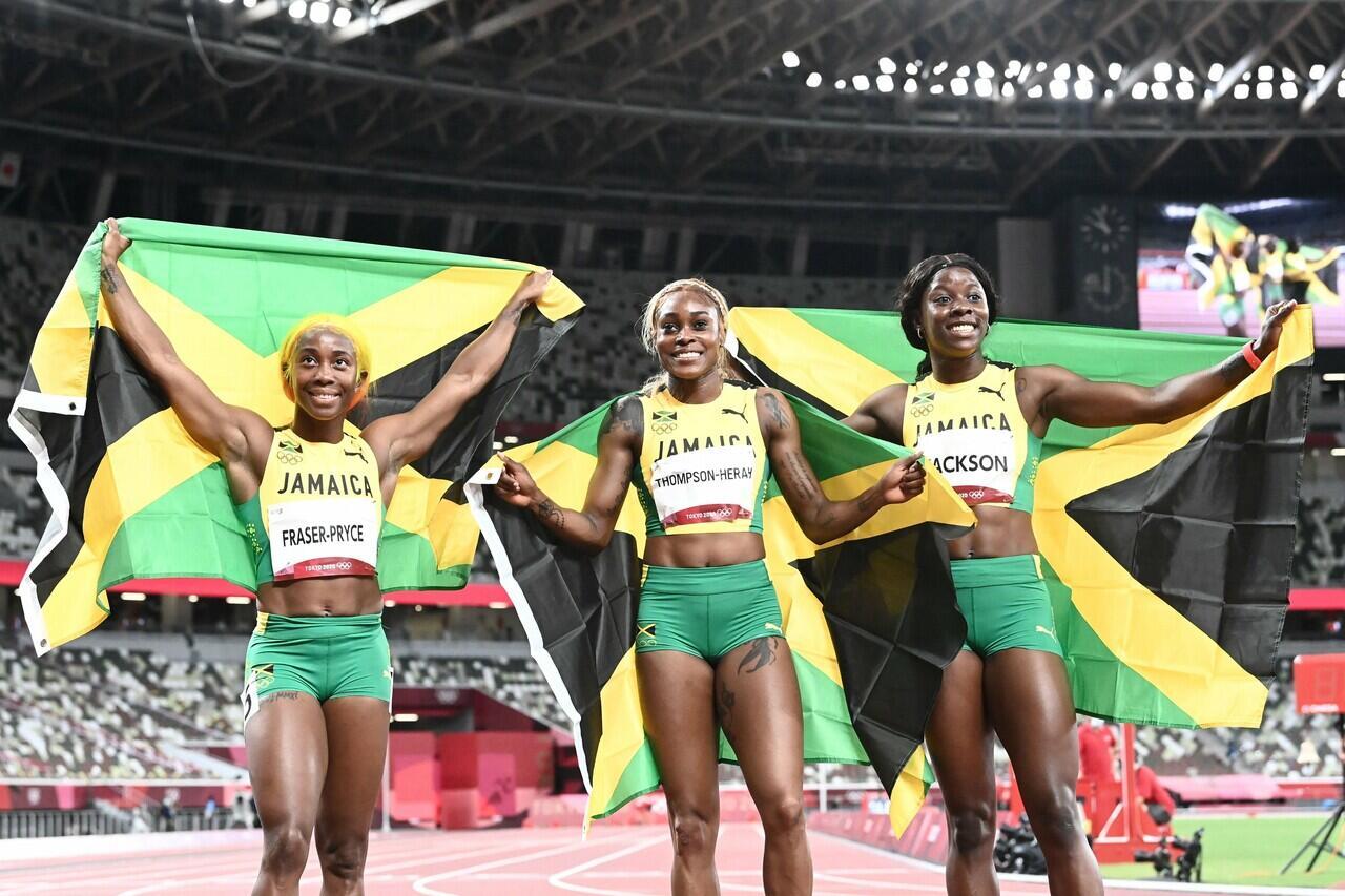 Cerita Menarik Usai Sprinter Jamaika Sapu Bersih Medali di Olimpiade Tokyo 2020 !!!
