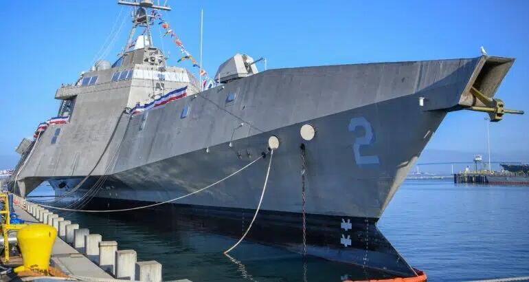 Baru Mengabdi Selama 10 Tahun, USS Independence Dipensiunkan, Apa Penyebabnya ?