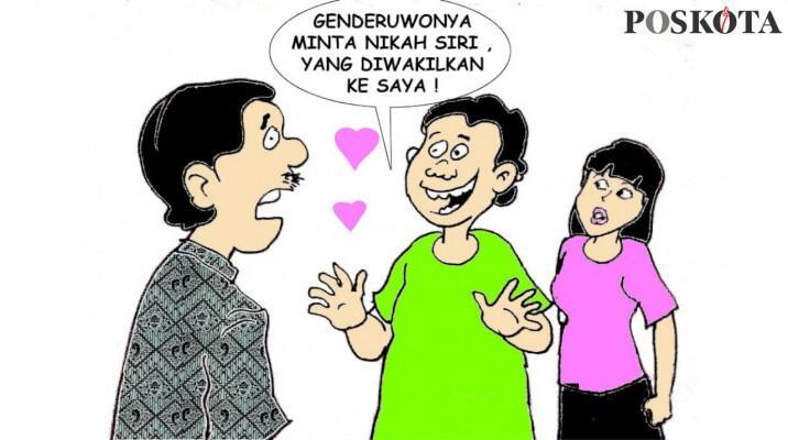 Dukun Cabul Mencatut Nama Genderuwo Penunggu Rumah