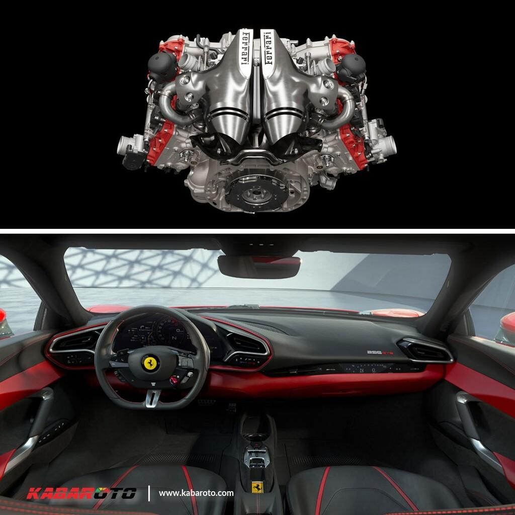 Ferrari 296 GTB, Imbangi Kemampuan Hypercar