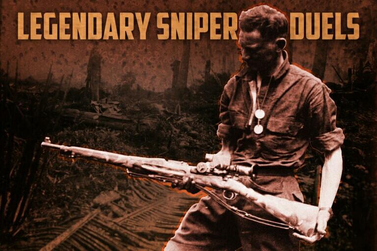 Duel Sniper Terhebat Dalam Sejarah