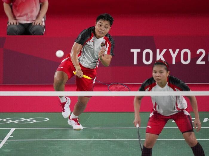 Hasil Bulutangkis Olimpiade: Greysia/Apriyani Raih Emas!