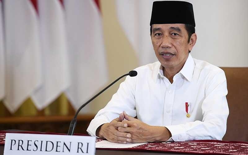 Jokowi: Negara Sedang Menghadapi Ujian Berat