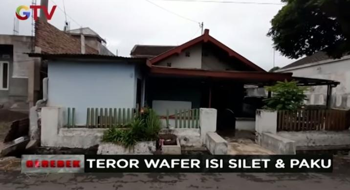 Jember Punya Berita: Wafer Isi Paku Dan Silet