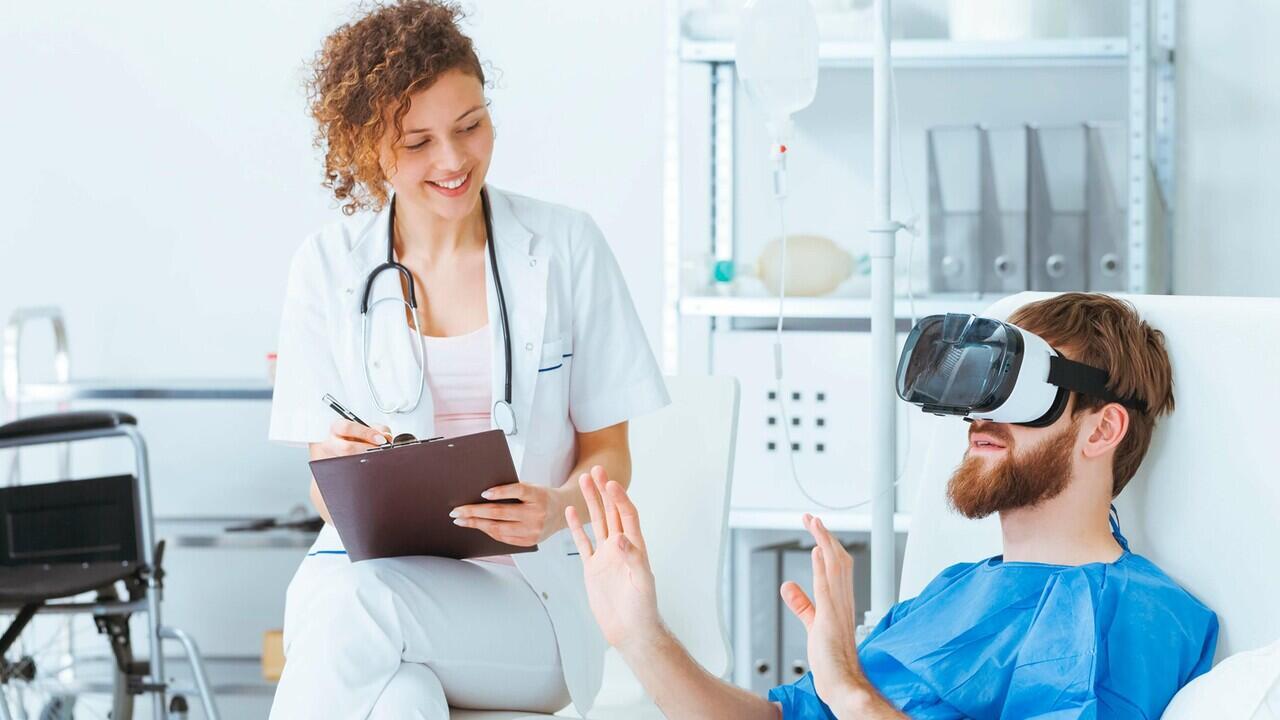 4 Kasus Penggunaan VR untuk Rehabilitasi dan Perawatan Medis