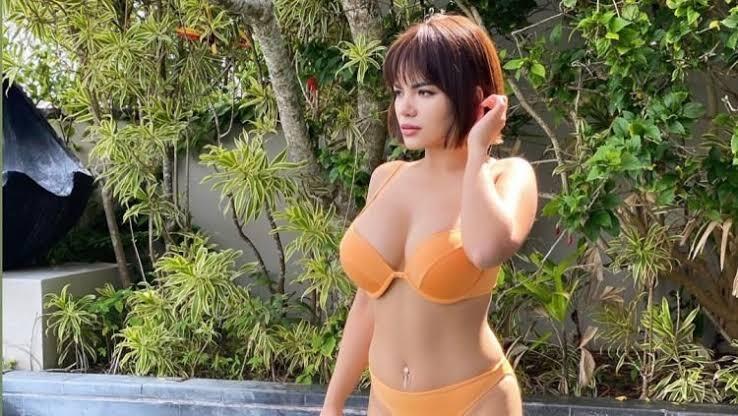 Protes ke Presiden Jokowi PPKM Diperpanjang, Dinar Candy Ancam Pakai Bikini di...