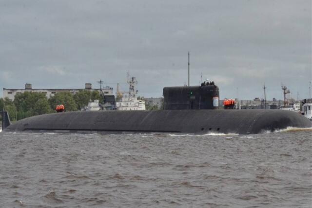 History of Belgorod: Monster Bawah Laut Milik Rusia yang Diselimuti Misteri