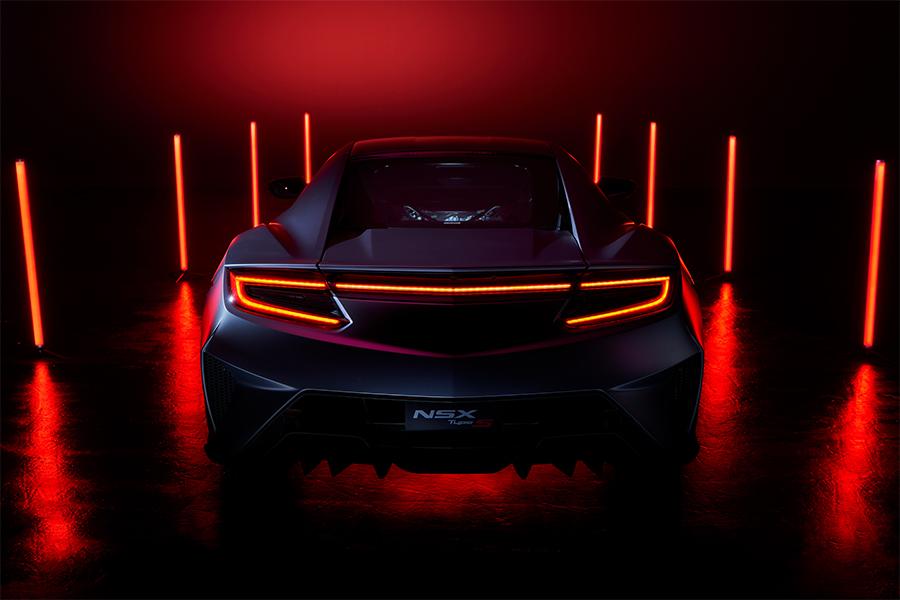 NSX Type S Terbaru, Puncak Tantangan NSX Supercar Generasi Kedua